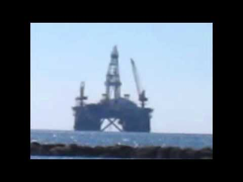 Cyprus Limassol Oil/Gas Marine Platform Close By!