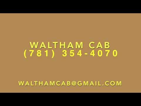 Waltham, MA Taxi
