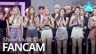 [예능연구소 직캠] No.1 encore ver. / ITZY - ICY, 있지 - ICY @Show! Music Core 20190817