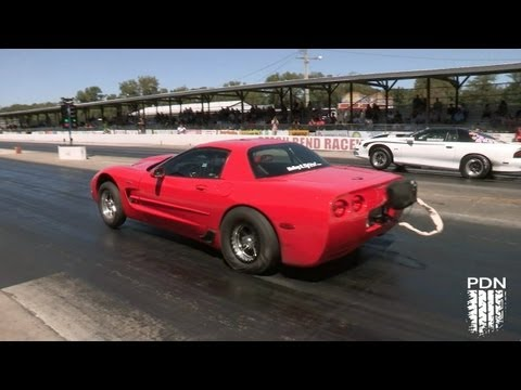 Holley LS Fest - The Faster Cars - part 1