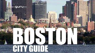 Boston City Guide - travelguru.tv