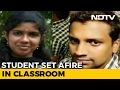 Medical College student set on fire by ex-boyfriend in Ker..