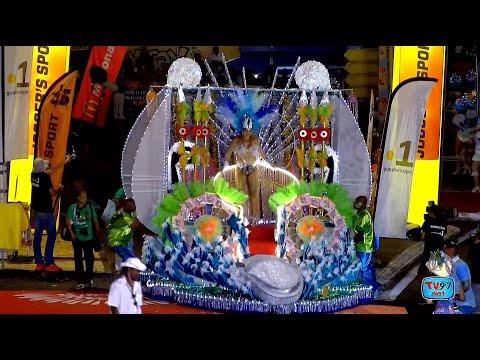 Parade Mardi Gras 2020 de Guadeloupe - Part 2/2