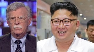 Bolton: Time running out to deal with North Korea threat