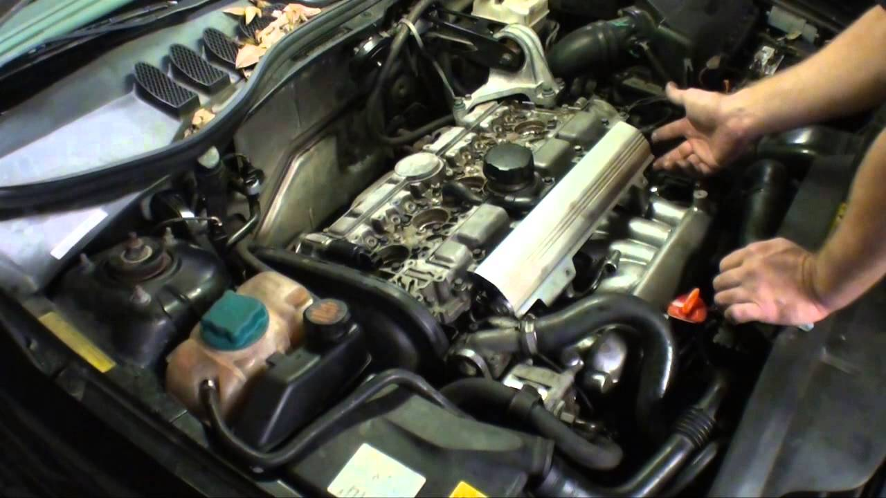 Volvo S70 2 4t Consuming Coolant Internal Youtube