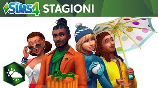 The Sims 4 Stagioni: trailer della presentazione ufficiale