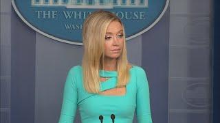 09/16/20: Press Secretary Kayleigh McEnany Holds a Press Briefing