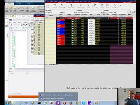 Automated trading system matlab