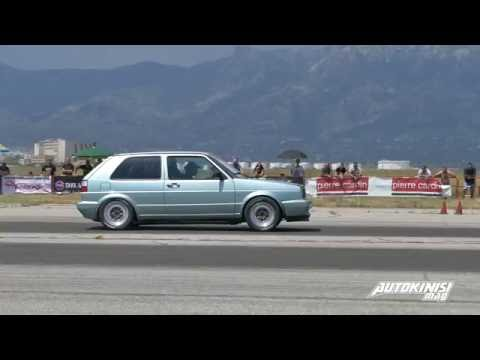 DRAGPOWER GOLF MK2 16V Turbo 4x4 905HP | Autokinisimag