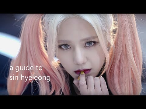 a guide to aoa's hyejeong