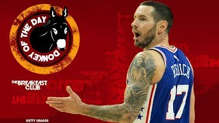 Philadelphia 76ers' JJ Redick Slips Racial Slur Into Chinese New Year Video