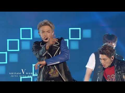 SHINee - Ring Ding Dong + Lucifer (Remix)