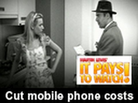 Martin Lewis Does The Mobile Haggle
