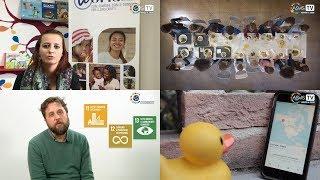 22/11/18 - 8a punt. Web Tv / WeWorld, Save the Children, Legambiente e la sostenibilità a teatro