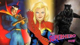Analysing Marvel's Ambitious Phase 3 Plan – The Superhero Show