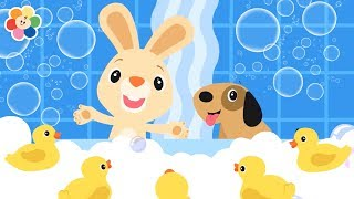Bath Song   Nursery Rhymes And Baby Songs For Kids   Daily Routine With BabyFirst