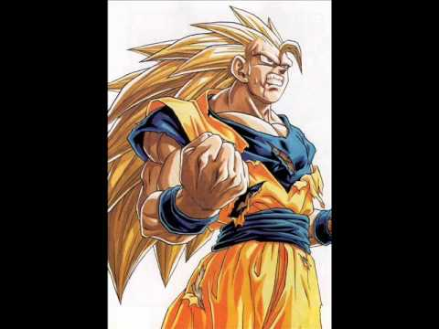 Goku Super Saiyan 1-10 - YouTube