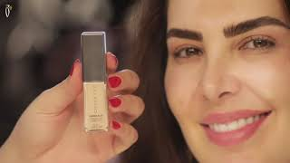 Makeup Tutorial by Jumana on Ghazal Sadat - ميكب توتوريال جمانة على غزل  سدات