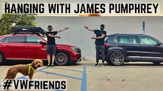 Wheel Swapping With James Pumphrey at Donut Media
