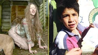 8 Feral Kids Raised by wild animals and there Unbelievable Stories