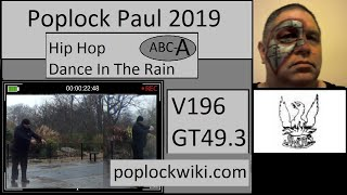 Hip Hop Dancing In The Rain ABC-A V6 GT49.3