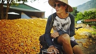 Hành trình xuyên Việt của hai thanh niên Nga