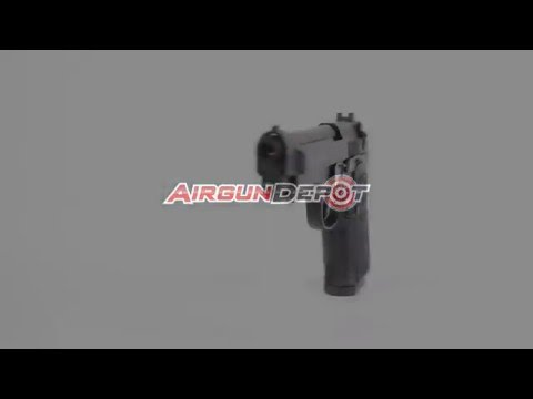 Umarex Beretta M92A1 Full Auto CO2 Air Pistol