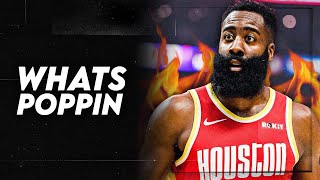 "James Harden Mix - ""WHATS POPPIN"" (Remix)"
