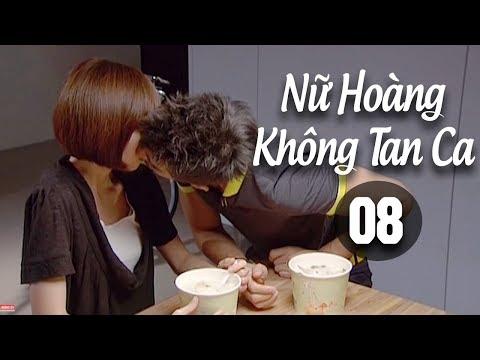 Nữ Hoàng Không Tan Ca - Tập 8 ( Thuyết Minh ) - Phim Bộ Đài Loan Thuyết Minh Mới Hay Nhất 2018