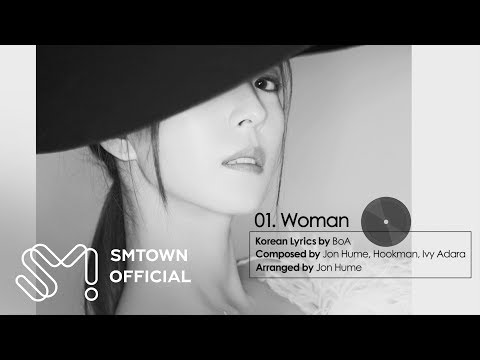 BoA 보아 The 9th Album 'WOMAN' Highlight Medley