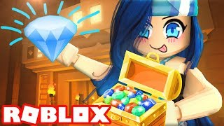 STEALING ALL THE TREASURE!! ROBLOX TEMPLE OF THE THIEVES!