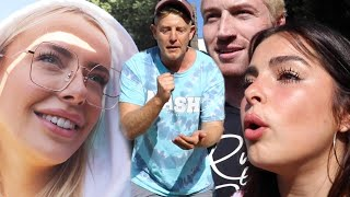 VLOG SQUAD'S HEATED GAME OF ROCK PAPER SCISSORS!!