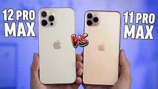 iPhone 12 Pro Max vs 11 Pro Max - Full Comparison!