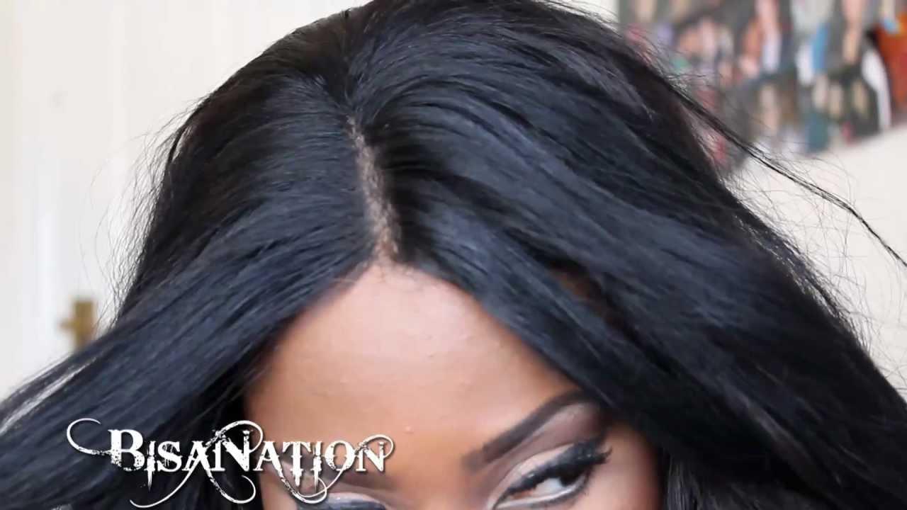 Sleek Hair Lace Closure Triple Weft Hair Extensions