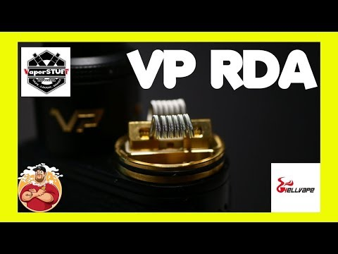 video Hellvape X Vaperstuff Vp 24mm Rda