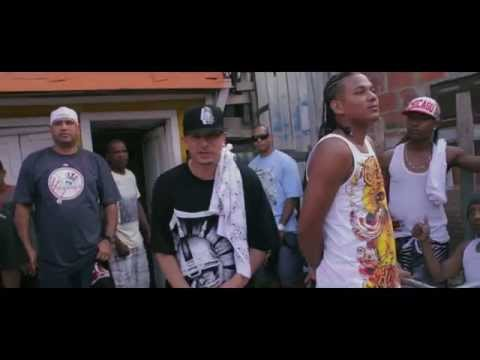 Cejaz Negraz - Muestra [ Crack Family GZ ] ( Video Oficial )