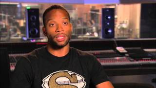 """The Peanuts Movie """"Miss Othmar"""" Official Interview - Troy """"Trombone Shorty"""" Andrews"""