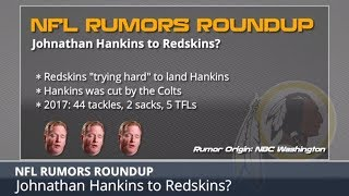 NFL Rumors: Ndamukong Suh To Rams, Redskins Adding Johnathan Hankins And Eric Ebron To Colts