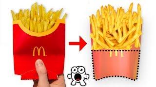 Sneaky Ways Fast Food Restaurants Scam Us