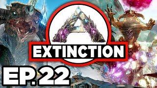 ARK: Extinction Ep.22 - MEDIUM ELEMENT VEIN, AM I READY? (Modded Dinosaurs Gameplay / Let's Play)