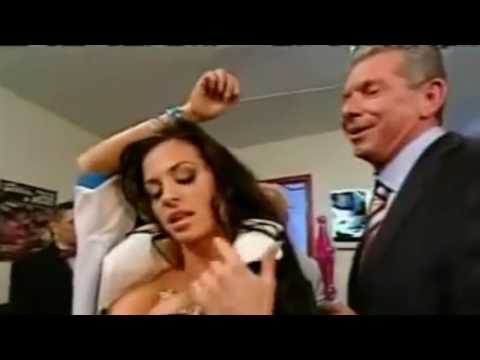 Candice michelle and vince mcmahon