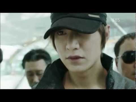 City hunter, Lee Yun Seong - fighting scenes (Part 2/2)