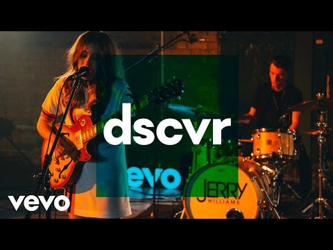 Jerry Williams - Let's Just Forget It - Vevo dscvr (Live)