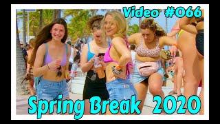Spring Break 2020 / Fort Lauderdale Beach / Video #066