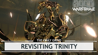 Warframe: Revisiting Trinity, Player Driven Nerfs [thedailygrind]