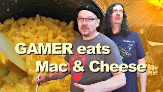 GAMER Eats - Rockin' Mac n Cheese