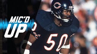 Mike Singletary Mic'd Up for Final Game vs. Packers | #MicdUpMondays | NFL
