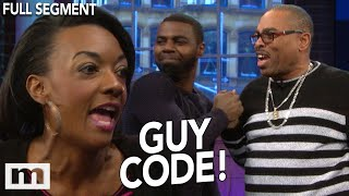 Is your 60 year old best friend helping you cheat? | The Maury Show