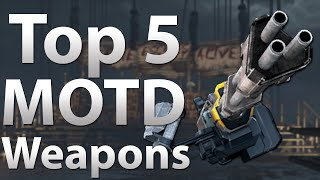 'TOP 5' Best Guns in Mob of The Dead (Call of Duty: Black Ops 2 Zombies)