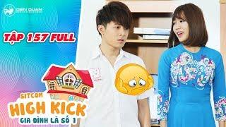 Gia đình là số 1 sitcom   Tập 157 full: Đức Mẫn quá thất vọng vì cô Diệu Hiền không tin tưởng mình
